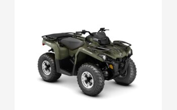 2018 Can-Am Outlander 570 for sale 200592663