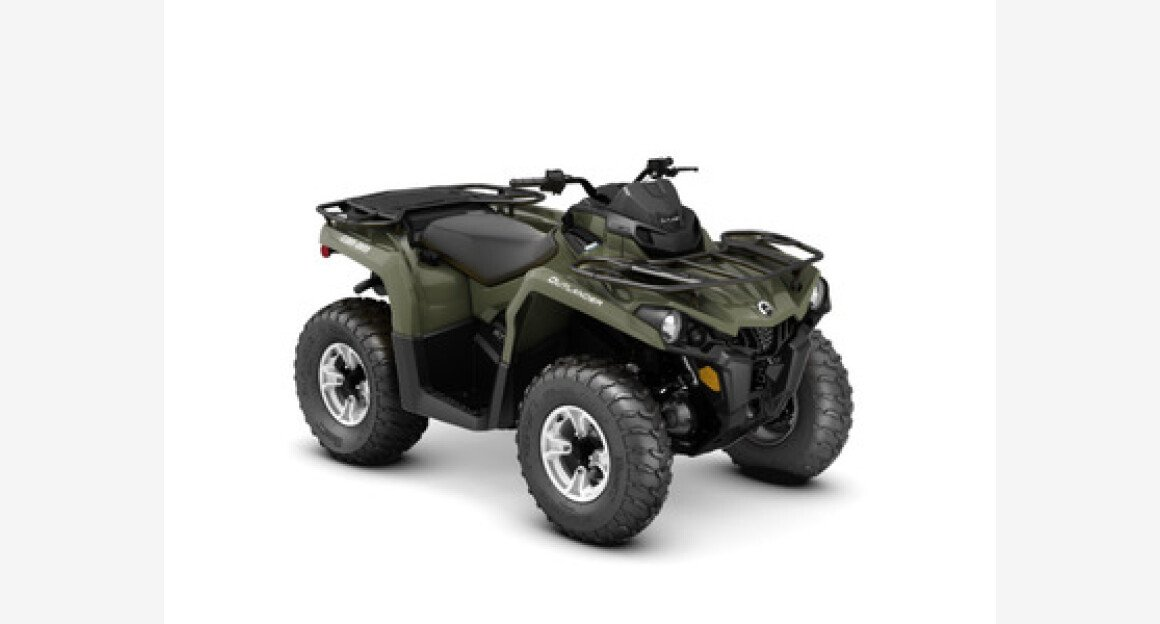 2018 Can-Am Outlander 570 for sale 200592667