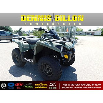 2018 Can-Am Outlander 570 for sale 200652525