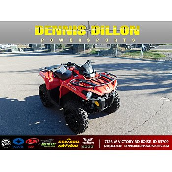 2018 Can-Am Outlander 570 for sale 200655260