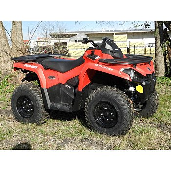 2018 Can-Am Outlander 570 for sale 200673781