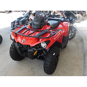 2018 Can-Am Outlander 570 for sale 200673811