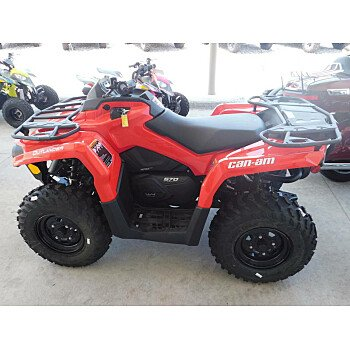 2018 Can-Am Outlander 570 for sale 200673814