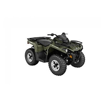 2018 Can-Am Outlander 570 for sale 200757462