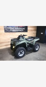 2018 Can-Am Outlander 570 for sale 200800206