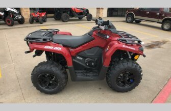 2018 Can-Am Outlander 570 for sale 200835661