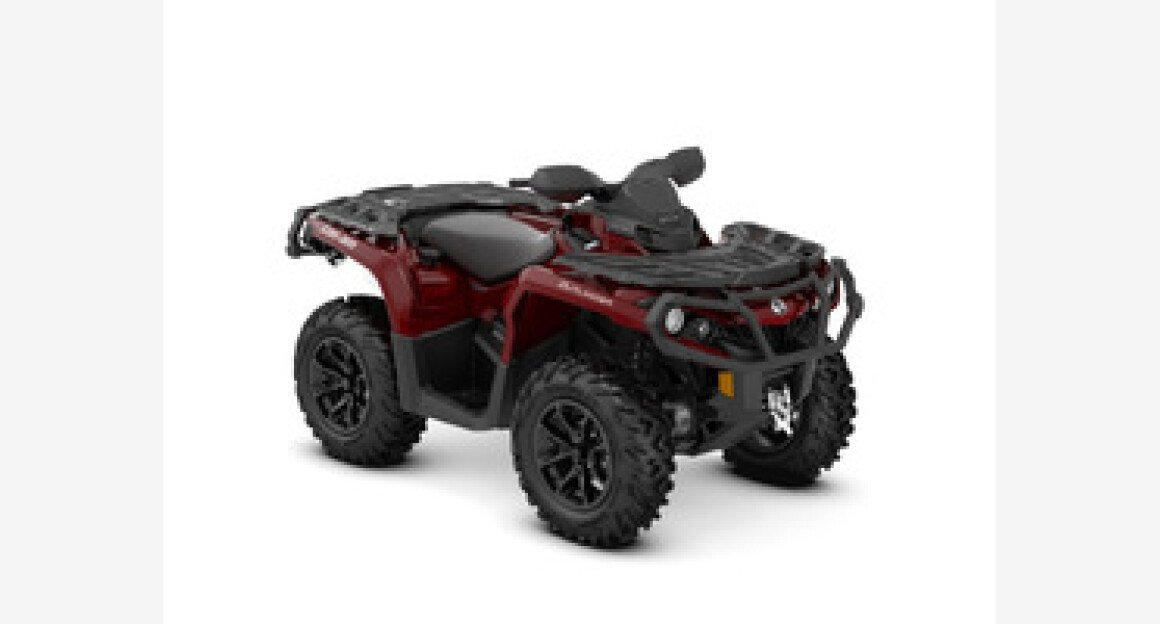 2018 Can-Am Outlander 650 for sale 200469757