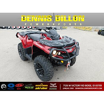 2018 Can-Am Outlander 650 for sale 200655230