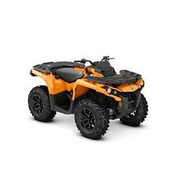 2018 Can-Am Outlander 650 for sale 200661303