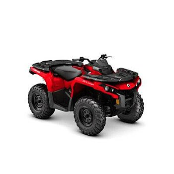 2018 Can-Am Outlander 650 for sale 200661309