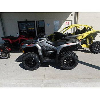 2018 Can-Am Outlander 650 for sale 200673800