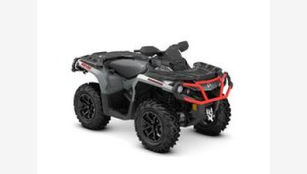 2018 Can-Am Outlander 650 for sale 200650706