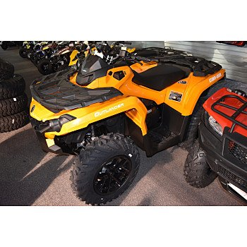 2018 Can-Am Outlander 850 for sale 200578031