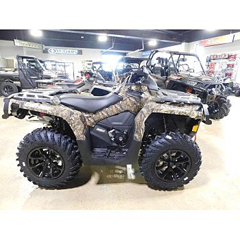 2018 Can-Am Outlander 850 for sale 200673796