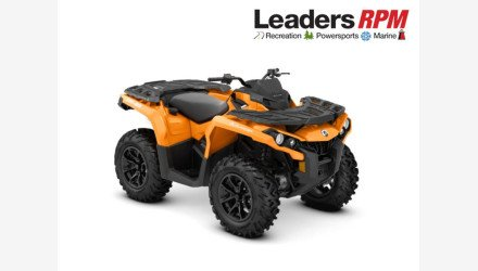 2018 Can-Am Outlander 850 for sale 200684295