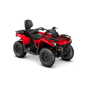 2018 Can-Am Outlander MAX 450 for sale 200635603