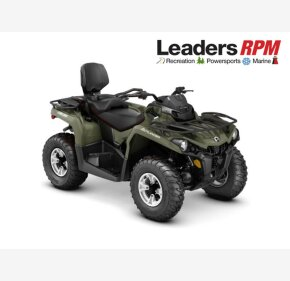 2018 Can-Am Outlander MAX 450 for sale 200684266