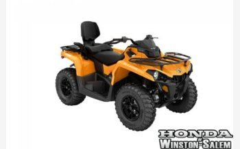 2018 Can-Am Outlander MAX 570 for sale 200501651