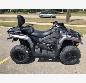2018 Can-Am Outlander MAX 570 for sale 200611937