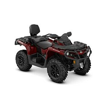 2018 Can-Am Outlander MAX 650 for sale 200631794