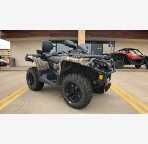 2018 Can-Am Outlander MAX 650 for sale 200678081