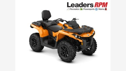 2018 Can-Am Outlander MAX 650 for sale 200684265