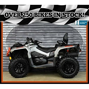 2018 Can-Am Outlander MAX 650 for sale 200787833