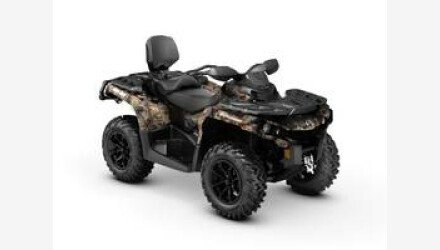 2018 Can-Am Outlander MAX 850 for sale 200661344