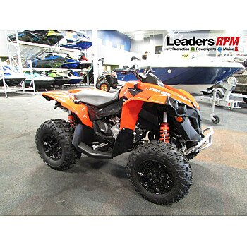 2018 Can-Am Renegade 850 for sale 200684287