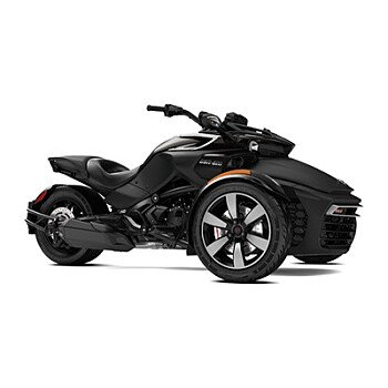 2018 Can-Am Spyder F3 for sale 200497681