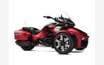 2018 Can-Am Spyder F3 for sale 200513845