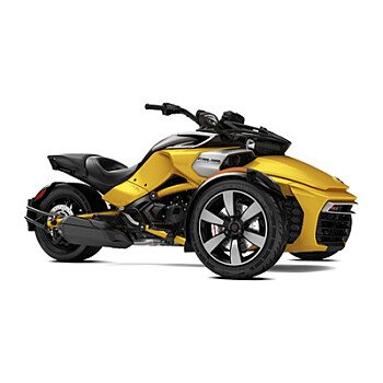 2018 Can-Am Spyder F3 for sale 200513857