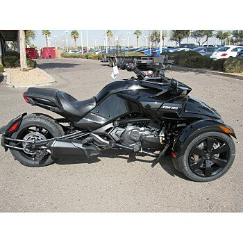 2018 Can-Am Spyder F3 for sale 200524536