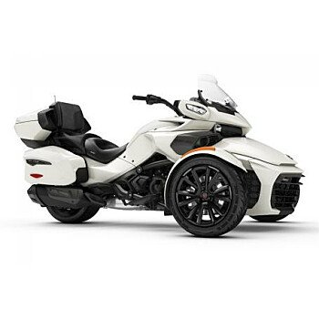 2018 Can-Am Spyder F3 for sale 200532272