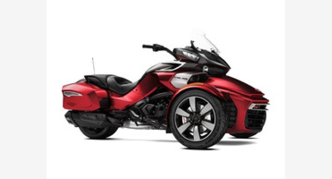 2018 Can-Am Spyder F3 for sale 200548028