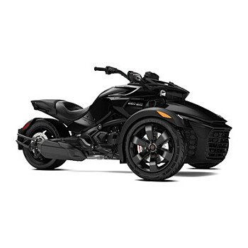 2018 Can-Am Spyder F3 for sale 200566133