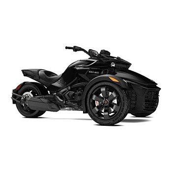 2018 Can-Am Spyder F3 for sale 200566173