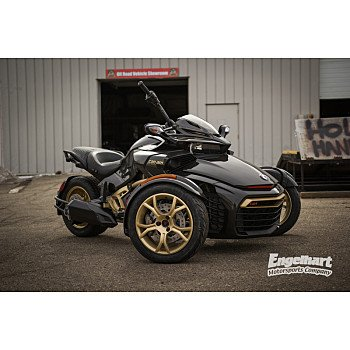 2018 Can-Am Spyder F3 for sale 200582152