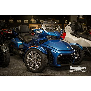 2018 Can-Am Spyder F3 for sale 200582268