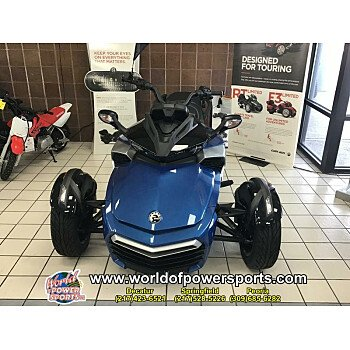 2018 Can-Am Spyder F3 for sale 200636990