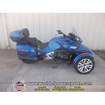 2018 Can-Am Spyder F3 for sale 200637040