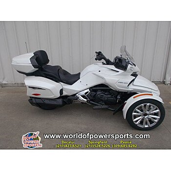 2018 Can-Am Spyder F3 for sale 200637148