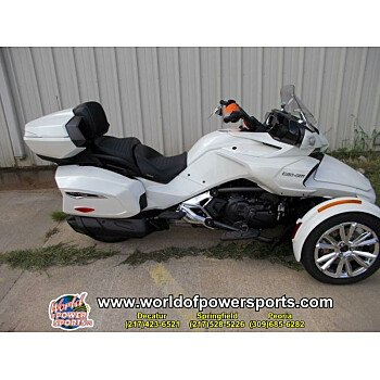 2018 Can-Am Spyder F3 for sale 200637190