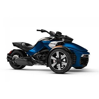 2018 Can-Am Spyder F3 for sale 200641463