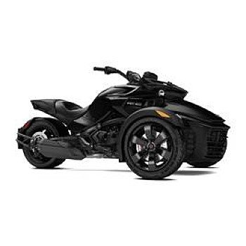 2018 Can-Am Spyder F3 for sale 200653029