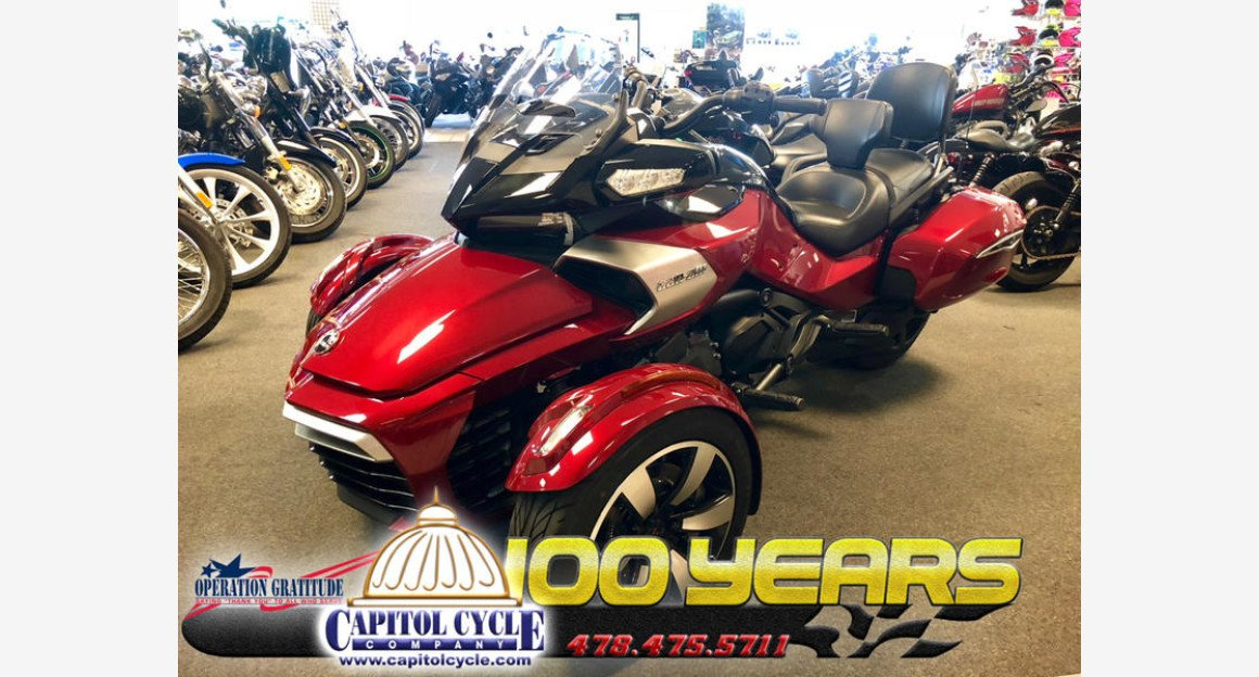 2018 Can-Am Spyder F3 for sale 200659682