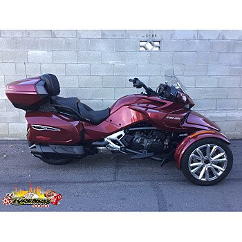 2018 Can-Am Spyder F3 for sale 200673475