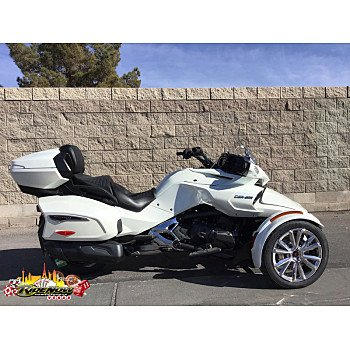2018 Can-Am Spyder F3 for sale 200673476