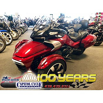 2018 Can-Am Spyder F3 for sale 200674234