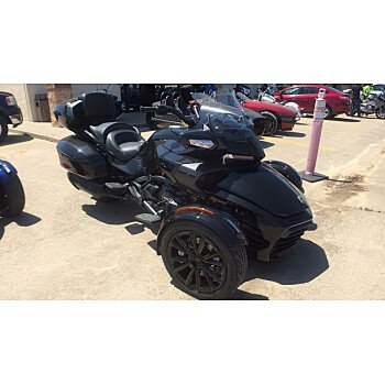 2018 Can-Am Spyder F3 for sale 200678089